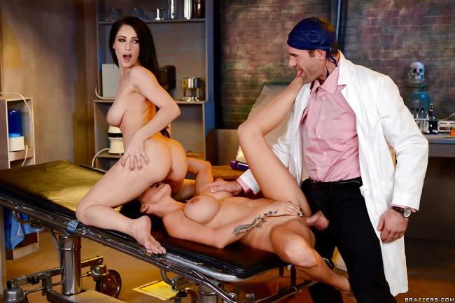 Скачать порно пета дженсен у врача